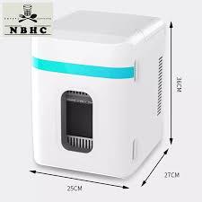 Tủ Lạnh Mini Cho Xe Hơi, Tủ Đông Nhỏ Để Bàn Cầm Tay Một Cửa Tủ Lạnh Gia  Đình
