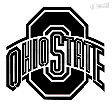 Small Picture Ohio State Buckeyes Symbol Coloring Coloring Pages