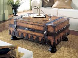 Furniture: Steamer Trunk Coffee Table Best Of Unique Steamer Trunk Coffee  Table - Small Steamer
