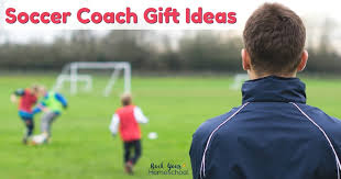 get some awesome soccer coach gift ideas that are affordable easy to customize help