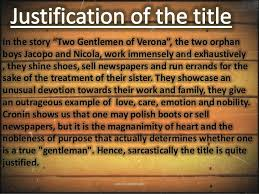the two gentlemen of verona verona 3 the story