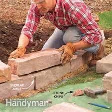 brick garden edging. edging stone brick garden