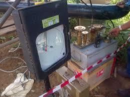 Hydrotest Work Miduk Aritonang