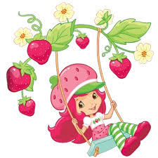 strawberry cupcake cartoon strawberry shortcake cartoon wallpapers wallpapersin4k free clip art