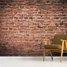 brick wall wallpaper wallsauce au