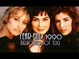 Billboard Hot 100 Year End 1990