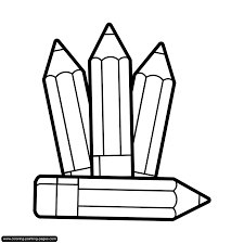 coloring pages of crayons and the purple crayon coloring pages
