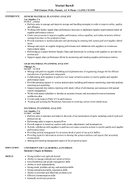 Cool Planner Resume For Supply Chain Gallery Entry Level Resume