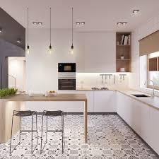 eclectic lighting. Eclectic Kitchen Drop Lighting Honeycomb Tiling H