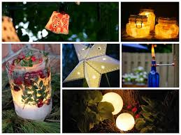 outdoor lighting ideas. 18 Stunning DIY Outdoor Lighting Ideas