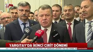 İsmail Rüştü Cirit, yeniden Yargıtay Başkanı seçildi - YouTube