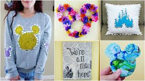 Cheap Crafts Cheap Easy Disney Diy Crafts 4 Pinterest Inspired Youtube