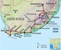 absolute africa the garden route cape