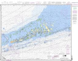Noaa Nautical Chart 11442 Florida Keys Sombrero Key To