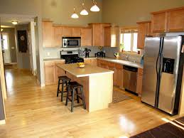 Light Hardwood Floors Light Hardwood Floors With Dark Cabinets With Concept Photo 32027
