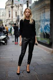 try on black leather pants this year an ultimate guide 2019