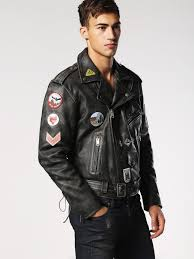 black jackets