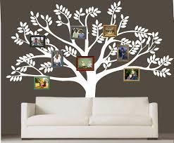 vinyl family tree wall decal