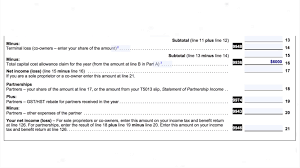 Rental Statement Form How To Prepare A Rental Form T776 In 10 Easy Steps Madan Ca