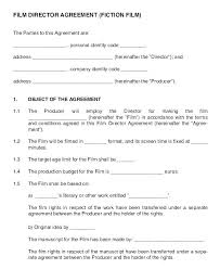 9 Sample Catering Contract Agreement Templates Word Docs