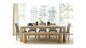 dining tables crate and barrel high dining table page distressed farmhouse round tables incredible captivating
