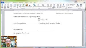 How To Insert Equation Numbers In Word 2010