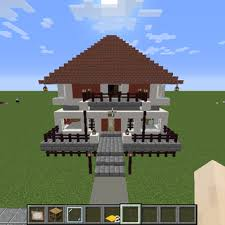 Minecraft is an open sandbox game that serves as a great architecture entry point or simulator. How To Make A Minecraft House 13 Steps Instructables