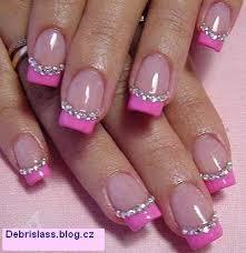 Růžové Nehty Modni Blogisek