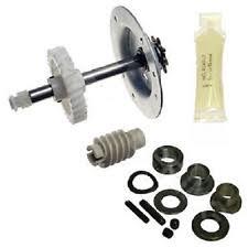 genuine garage door opener gear kit 1 3 1 2 hp chamberlain craftsman