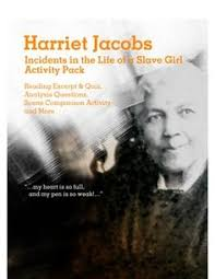 effective application essay tips for harriet jacobs essay he was married to the english mary stace wallis and was known in abolitionist circles six thousand former slaves from north america told about their lives