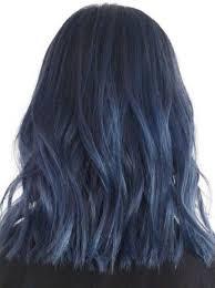 Stunning 30 Best Navy Blue Hair