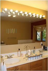 bathroom lighting mirror. Bathroom Vanity Mirror Elegant Lighting Above R
