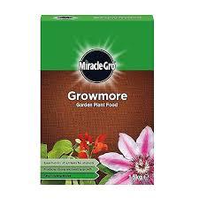 miracle gro growmore garden plant food 3 5 kilo box