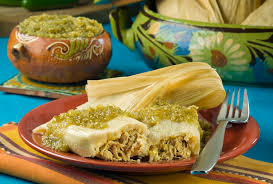 mexican food tamales. Fine Tamales Pork Tamales With Mexican Food