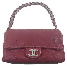 Chanel Red Quilted Leather Shoulder Bag - Tradesy &  Adamdwight.com