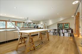 artists studio lighting. Client S Eye View Creating A Light And Airy Art Studio Inside Arciform Artists Lighting D