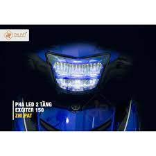 Đèn LED 2 tầng Exciter 150 chính hãng ZHI.PAT cao cấp