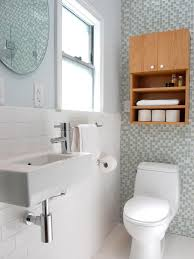 12 Photos Gallery of: Spectacular Tiny Bathroom Remodel
