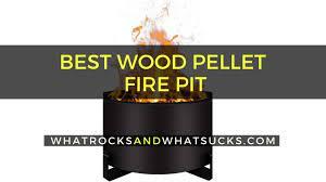 13 Best Wood Pellet Fire Pits April 2021 Whatrocksandwhatsucks