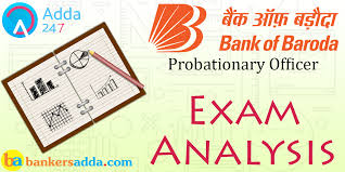 Bank Of Baroda Po Exam Analysis 2017
