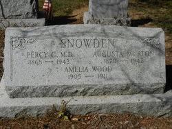Augusta Morton Snowden (1870-1942) - Find A Grave Memorial