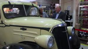 1937 Chevrolet 1 tonne Pickup Truck - Lloyds Classic Car Auctions ...