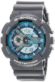 amazon com men s g shock analog digital watch grey ga110ts 8a2 amazon com men s g shock analog digital watch grey ga110ts 8a2 casio watches