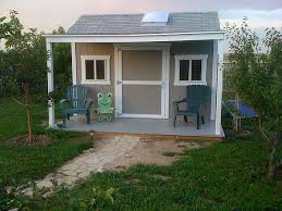 tiny backyard home office. Our Tiny House Inspired Backyard Office. By Louise Norris Home Office N