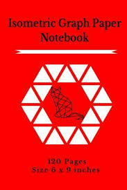 Isometric Graph Paper Notebook Isometric Exercise Graph