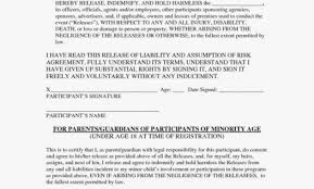 Free California Liability Release Form | Pdf Template | Form ...