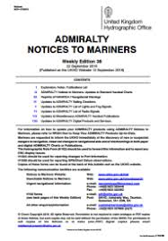 Ba Notices To Mariners Week 38