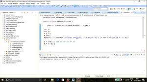 selenium interview questions and answers ~java programing swap two selenium interview questions and answers ~java programing swap two integer