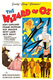Image result for the wizard of oz 1939 poster