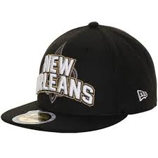 Fitted Gorra Draft Nfl Saints 59fifty New Orleans